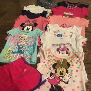 2T Great Condition Girls bundle